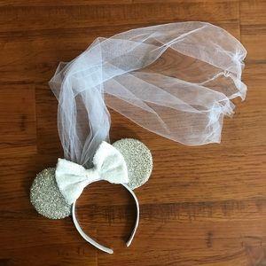 Accessories - Minnie Bride Ears